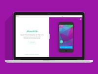 MocKit Landing Page