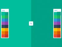 Blend - Generate simple & beautiful CSS3 gradients