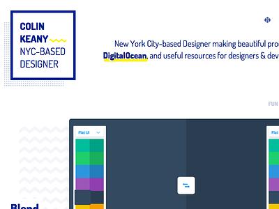 New Portfolio Site product designer product ux ui work portfolio