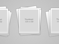 Stack Of Papers Icons