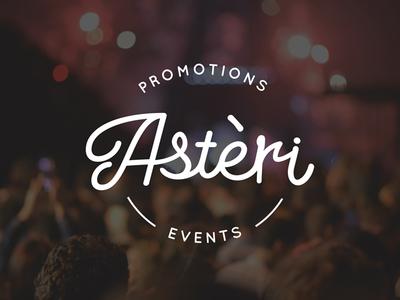 Astèri Logo
