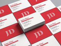 Jozef business cards