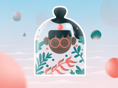 Just relax! webdesign product vector ui character design design illustration