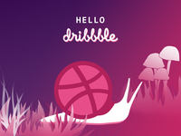 Hello dribbble ~