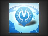Device location icon