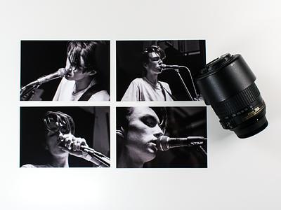 Gig Photography - Finn Doherty @ NAC uk norfolk arts norwich lens nikon black and white photography music gig