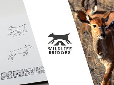 Wildlife Bridges Logo - Animal Conservation uk norfolk norwich art sketch bridges wildlife design logo