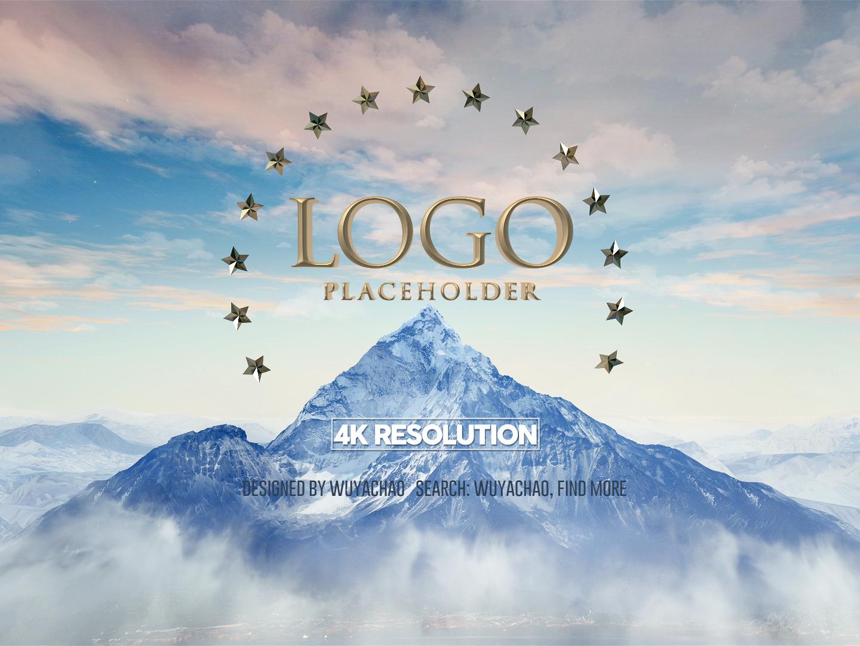 Mountain Film Logo 2 With 4K Resolution