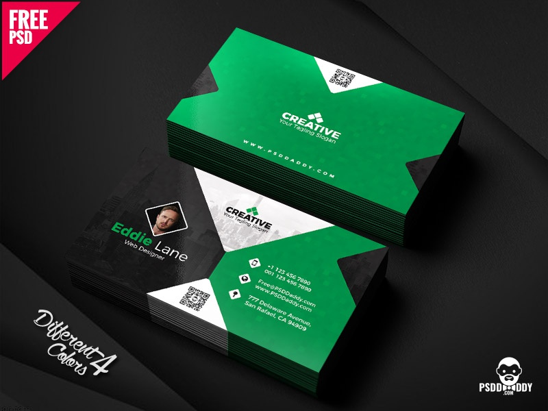 Free business card design templates bundle by mohammed asif dribbble download free business card design templates bundle a visiting card says a lot about your business and your so make an impact in the very first meeting wajeb Gallery