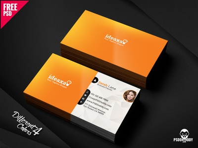 Premium business card bundle psd by mohammed asif dribbble premium business card bundle psd reheart Images