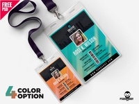 Creative Identity Card Bundle Design PSD