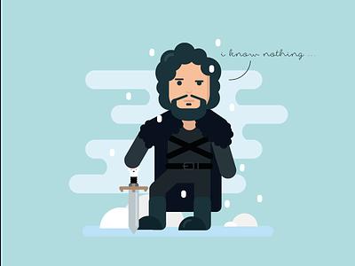 Jon Snow colors hello juststarting jonsnow gameofthrones