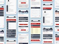 School Website Redesign (Mobile)