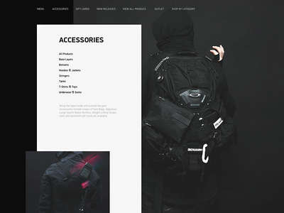 1403//4 .dark website web design web responsive mobile minimal grid graphic design fullsize sketch fashion