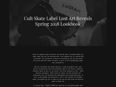 CS_0 website web design web responsive mobile minimal grid graphic design fullsize figma fashion