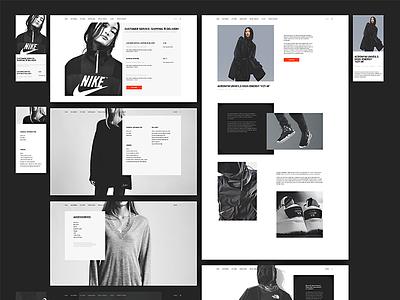 1403//Layout website web design web responsive mobile minimal grid graphic design fullsize sketch fashion