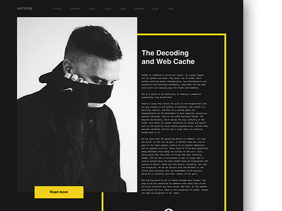 HJTSOQ_2 graphic design interface desktop figma website minimal responsive web fashion grid fullsize web design