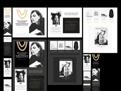 MM_Layout typography design graphic design concept illustration web design figma modern web-design website clean fashion web minimal grid fullsize