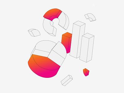 Data Visualisation Exploration digital outpost branding brand graphic design illustration data visualization dataviz data design
