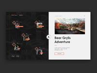 Bear Grylls Map Exploration
