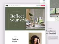 Luxaflex Reflection Concept
