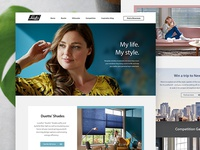 Luxaflex Home Page