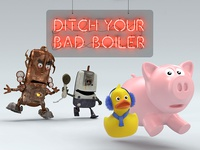 Ditch Your Bad Boiler