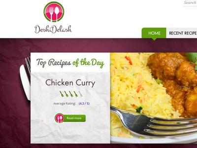 DeshiDelash website