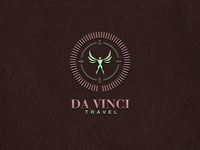 Logo for Da Vinci Trave