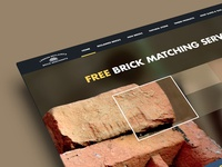 Web design or London Brick Merchants