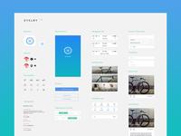 Cyclry Ui Kit - v 1.0