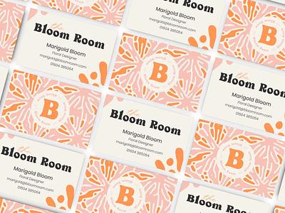 The Bloom Room logo design logo branding design brand identity brand design branding brand