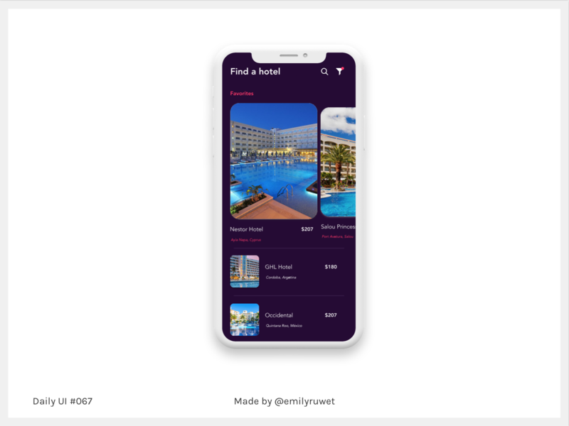 Dailyui 67 mockup iphonex invisionstudio adobe photoshop sketch app uxdesign uidesign dailyui