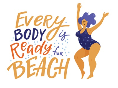 Every body is ready for beach!