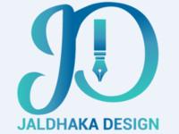 Jaldhaka Logo Design For Graphic Design Service