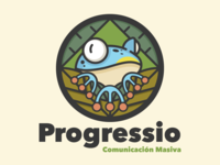 Progressio Agency (animal logo concept)