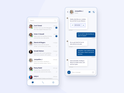 Chat App messaging app chat appdesign design userinterface userexperience uiux ux ui