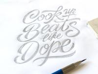 Cook up Beats sketch
