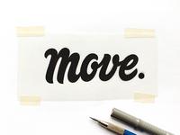 Move Sketch