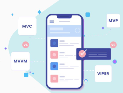MVC vs MVVM vs MVP vs VIPER: Best Suite for iOS Development ios app design ios app ios app development mobile app development