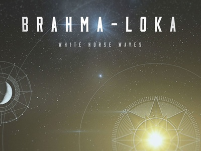Animated Music Video for Brahma Loka c4d trapcode plexus after effects video design motion graphics animation music video