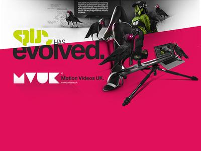 Splurj Has Evolved. video design video production animation motion graphics freelance