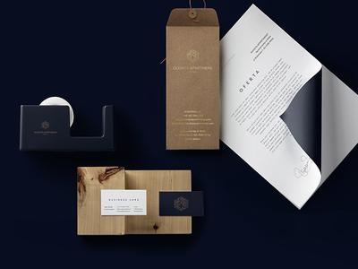 Duovita Smart Apartments investment luxury developer architecture logo branding