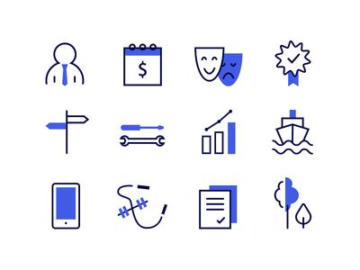 Kuźnia Trans visual  identity vector illustration transport branding design