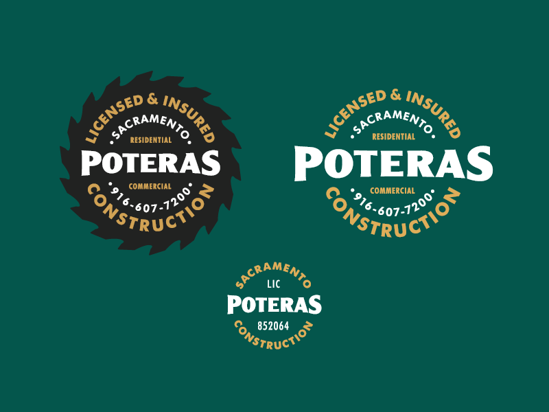 Poteras constrauction dribbble