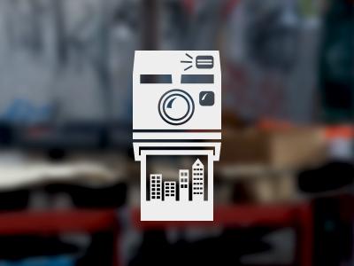 Polaroid Icon icon camera polaroid