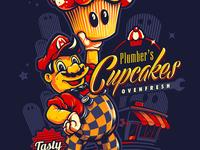Plumber's Cupcakes
