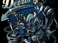 Brew Devils :: The Dukes Of Raging