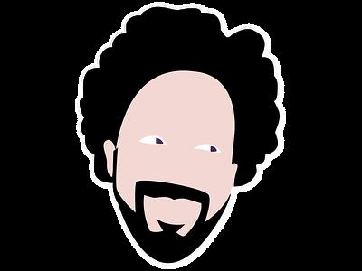 My Avatar avatar portrait vector illustration illustrator selfie