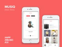 Musiq - Concept